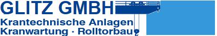 Glitz GmbH | Krantechnische Anlagen · Kranwartung · Rolltorbau